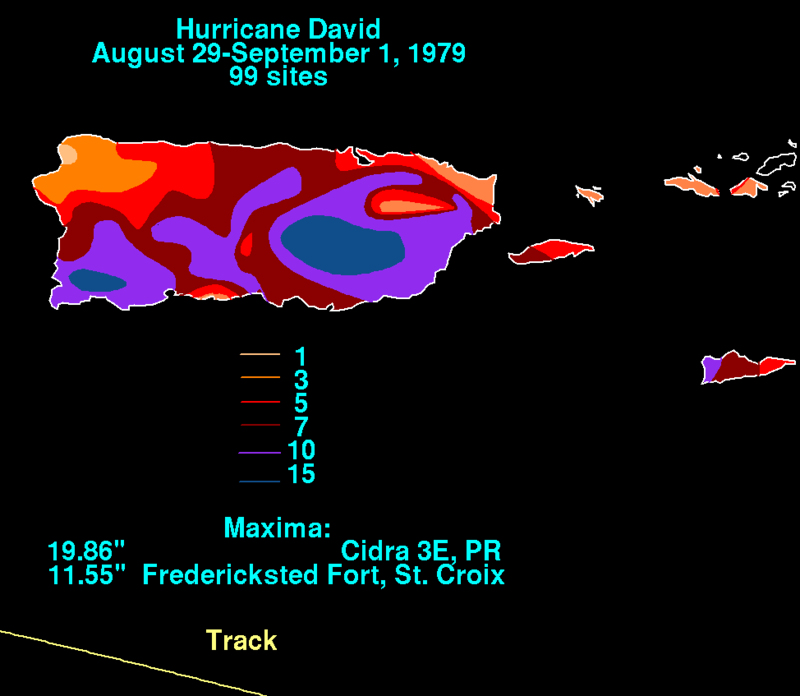 David_1979_Puerto_Rico_rainfall